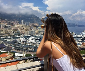 monaco, summer, and travelling image