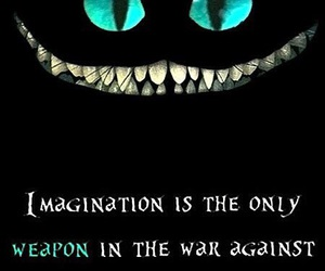 imagination, quotes, and reality image