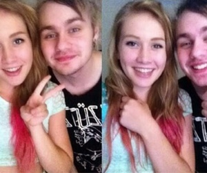 michael clifford, michaelclifford, and geordie gray image
