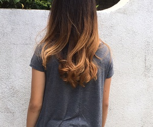 hair, picture, and ombre image
