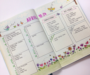 school and bullet journal image