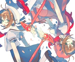 card captor sakura image