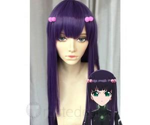 anime cosplay, cute anime girl cosplay, and halloween cosplay wig image