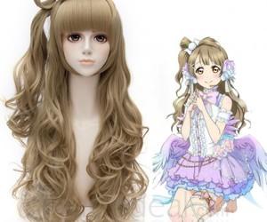 anime cosplay, love live cosplay, and halloween cosplay costume image
