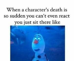 olaf, books, and frozen image