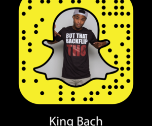 add, celebrity, and king bach image