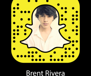 add, celebrity, and brent rivera image