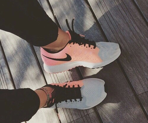 nike, shoes, and sport image