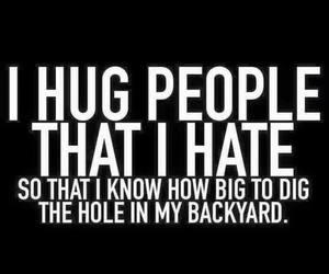 funny, lol, and hug image