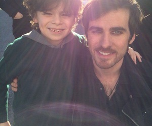 once upon a time, colin o'donoghue, and raphael alejandro image