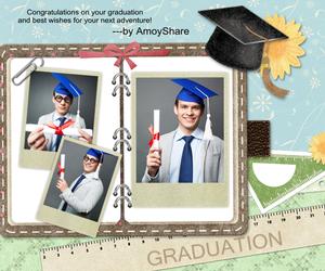 graduation, greeting cards, and graduation cards image