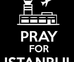 istanbul, pray, and turkey image