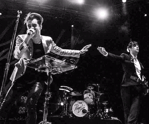 brendon urie, dallon weekes, and brallon image