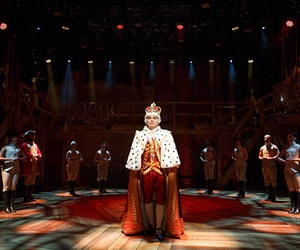 broadway, jonathan groff, and king george image
