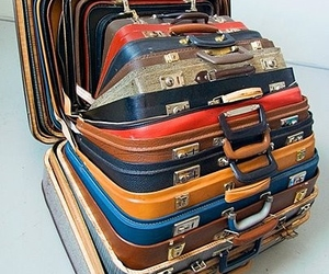 suitcase and bag image