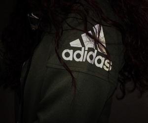 adidas and green image