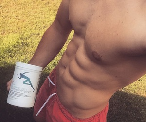 abs, bae, and beautiful image