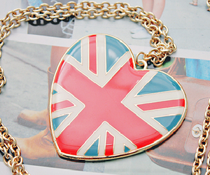 heart, england, and london image