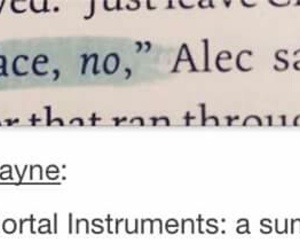 book, funny, and jace image