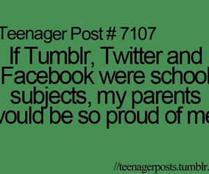 facebook, tumblr, and twitter image