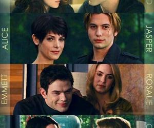 twilight, alice, and bella image