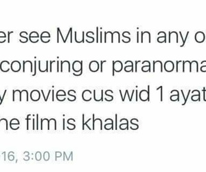 film, funny, and muslims image