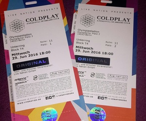 berlin, coldplay, and music image