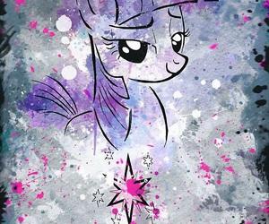 my little pony, star, and rainbow dash image