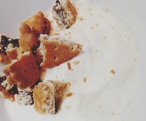 breakfast, chocolate, and food image