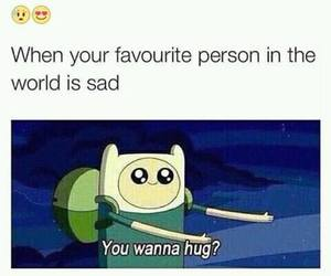 favorite person and hugs image