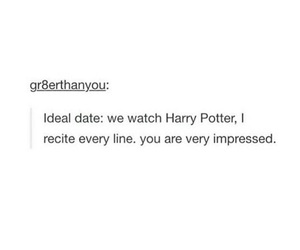harry potter, tumblr, and relatable image