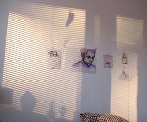 art, drawing, and light image