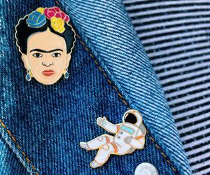 aesthetic, Frida Khalo, and blue image