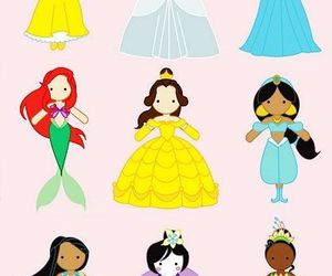 disney, princess, and cute image