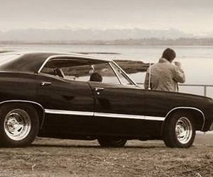 dean, family, and impala image
