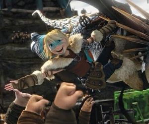 astrid and httyd2 image
