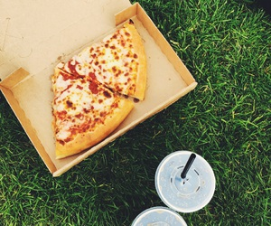 park and pizza image