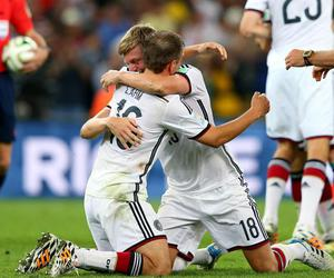 philipp lahm, world cup 2014, and toni kroos image