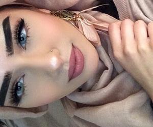 blue, blue eyes, and design image