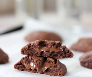 chocolate, tasty, and food image