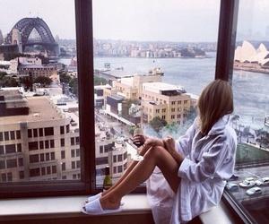 girl, morning, and luxury image