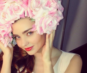 miranda kerr and beauty image