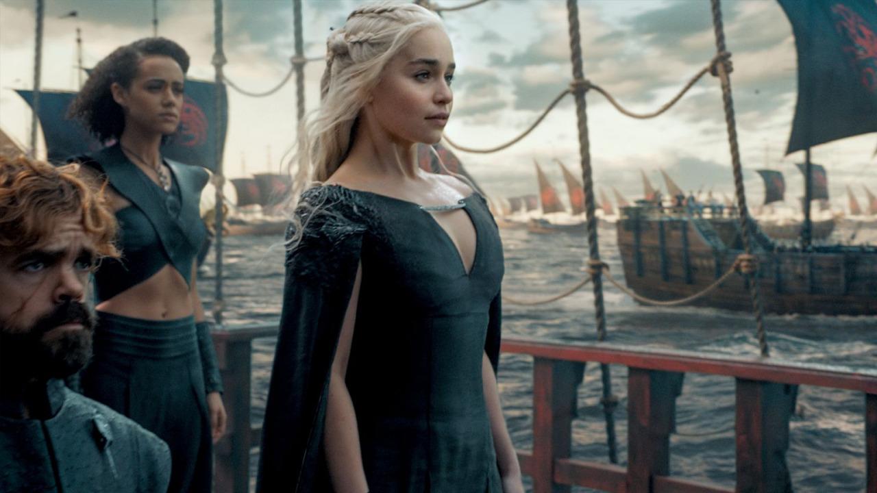 game of thrones, got, and emilia clarke image