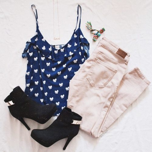fashion, clothes, and heels image