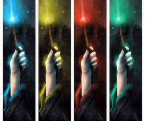 harry potter and raise your wand image