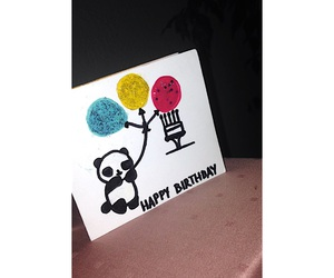 balloons, beutiful, and birthday image