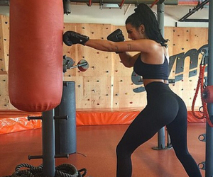 fitness, boxing, and body image