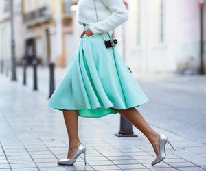 heels, fashion, and girl image