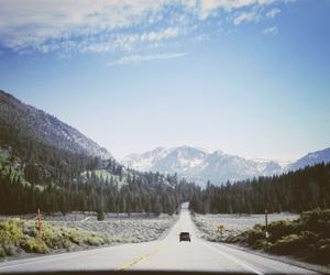 california, travel, and Dream image
