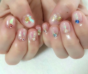 gel, japanese, and nails image
